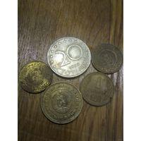 Монеты Болгария