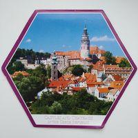 Буклет  Дворцы и замки Чехии