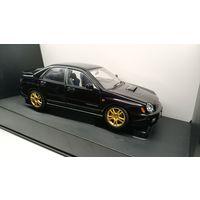 Subaru Impreza wrx sti 1/18 Autoart