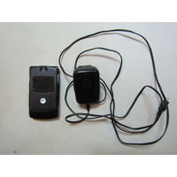 Motorola RAZR V3, батарею надо менять