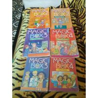 Magic Box 2, 3, 4. Teacher's Book, Pupil's Book