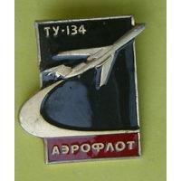 Ту-134. Аэрофлот. *87.