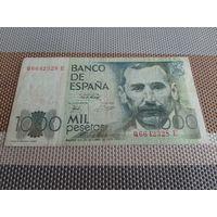 Испания 1000 песет 1979