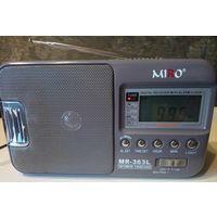 Радиоприёмник с цифровой настройкой