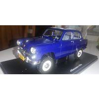 Модель автомобиля МОСКВИЧ 410. масштаб 1:24.