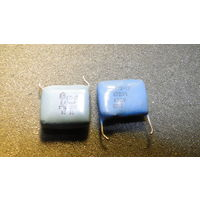 Конденсатор К73-17, 0,47мкФх400В