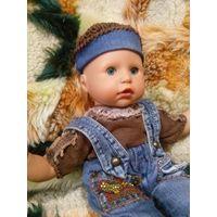 Кукла мальчик Zapf Creation Германия.