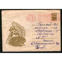 1966 ХМК ГОМЕЛЬ, СГ Неделя письма