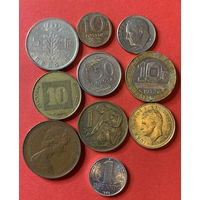 10 монет из 10 стран - 6
