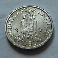 1 цент, Нидерландские Антильские острова, (Антиллы) 1983 г., AU