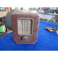 Старое сетевое радио.
