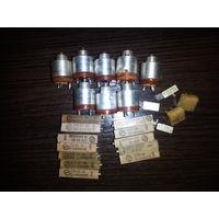 Радиодетали резисторы .сп5-35б. сп5-14. сп5-22. сп5-2.