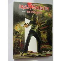 DVD IRON MAIDEN  - Part 1. The Early Days (2003, 2 DVD9) (док. фильм на русском языке)