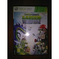 Диск для Xbox 360 Plants vs Zombies Garden Warfare (под прошивку LT 3.0)