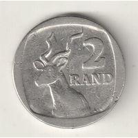 Южная Африка 2 ранд 1989