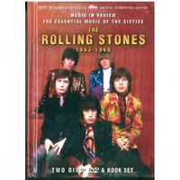 2DVD-Disc & Book Set - Rolling Stones: Music In Review 1963-1969 (2005)