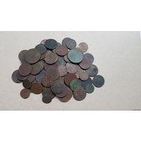 ГРОШЫ - 80 монет Речи Посполитой / старт с 1 рубля