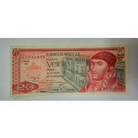 Мексика 20 песо 1977 unc