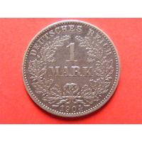 1 марка 1904 года Е МД Мульденхюттен