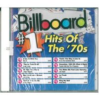 CD Various - Billboard #1 Hits Of The 70s (08/23/2005)