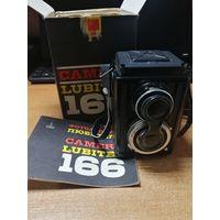 Фотоаппарат любитель 166.