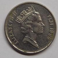 Фиджи 5 центов 1995 г