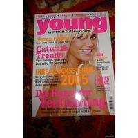 """Журнал """"Young"""" на немецком языке"""