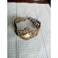 Старинный женский браслет.