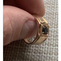Кольцо-печатка 585