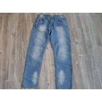 Летние джинсы на парня р.155-162