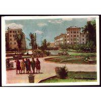 1960 год Ташкент Площадь Фрунзе ИЗОГИЗ
