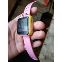 Умные часы Smart Baby Watch G10 (розовый)