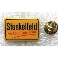 Фрачник STENKELFELD - мифический район Северной Германии, который был изобретен для радиопостановок  радиостанции Norddeutsche Rundfunk