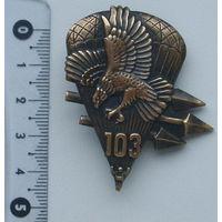 103-я гвардейская воздушно-десантная дивизия. Витебск.