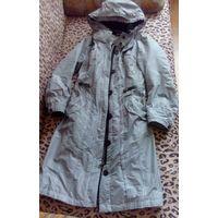 Фирменный плащ-пальто рр 44