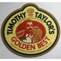 Подставка под пиво Timothy Taylor's /Англия/