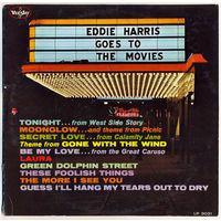 Eddie Harris, Eddie Harris Goes To The Movies, LP 1962