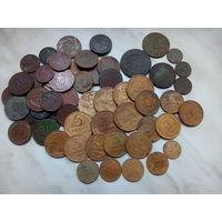 Монеты (58 шт)