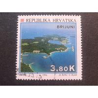 Хорватия 1994 стандарт, туризм