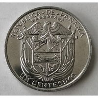 Панама. 1 сентесимо 2000. FAO. UNC