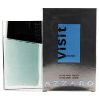 AZZARO VISIT for Men AfterShave Lotion 75 ml