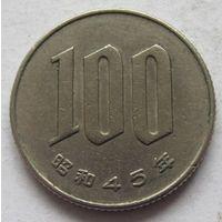 Япония 100 йен 45 (1970)