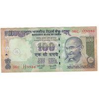 Индия, 100 рупий, 175986, 2007г