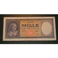 Италия, 1000 Лир 1947