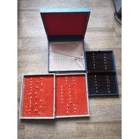 Коробки для столовых предметов СССР, цена за все три