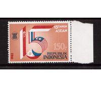 Индонезия-1982,(Мих.1067)  ** ,