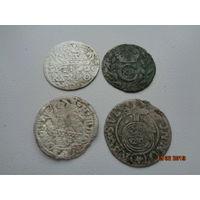 Пару монет шестисотых