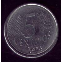 5 сентаво 1994 год Бразилия