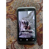 Мобильный телефон б.у. HTC Radar C110e