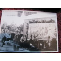 Большое фото Гитлеровская Германия генерал концерт